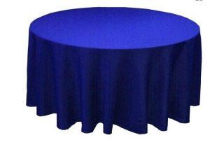 Polyester mini matt table cloth fabric